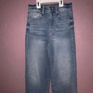 Wide leg Jeans size Small